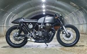 Vincent Franco's 1970 Honda CB750