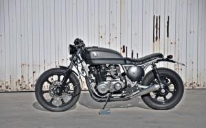 Kawasaki Z1100 ST Big Z Racer by Macco Motors