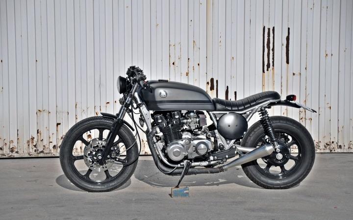 Kawasaki Z1100 ST custom