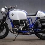 "1982 BMW R80 ""Azure"" Café Racer by Kevils Speed Shop"