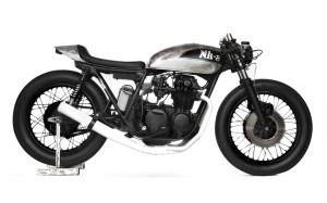 1979 Honda CB Four 500K by Anvil Motociclette