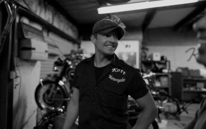 Dastin Kott from Kott Motorcycles interview