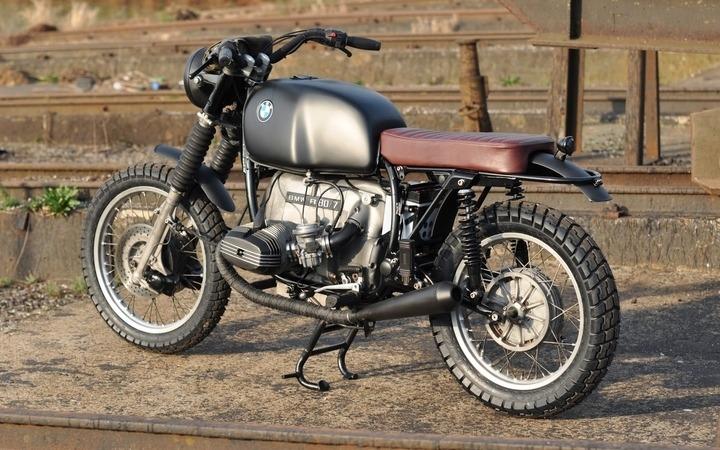 BMW R80/7 custom by LHC
