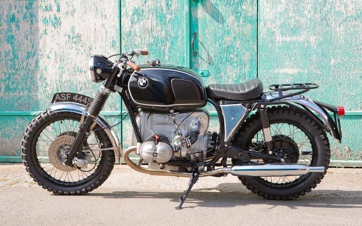 Kevils OldTimer BMW R100/7