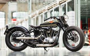 1976 Harley Davidson Ironhead by Van Hai Nguyen