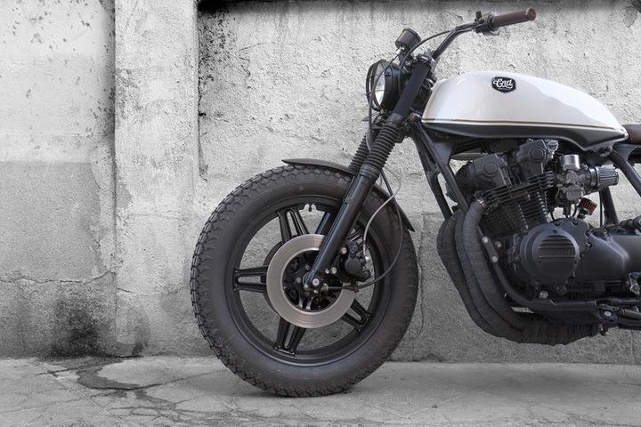 Honda CB750 by CRD