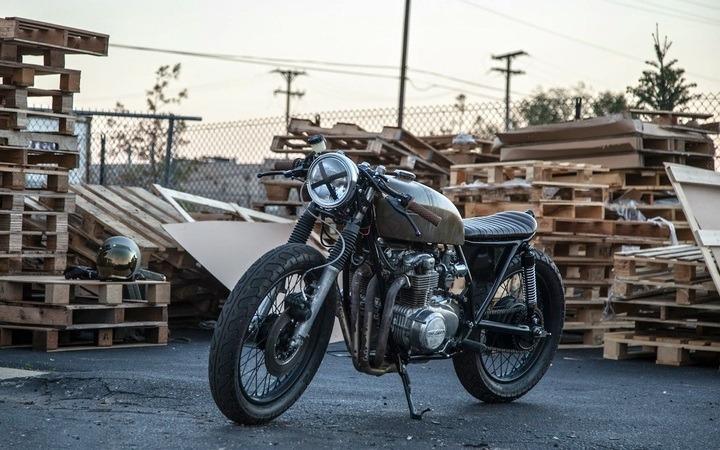 Brat Honda CB550
