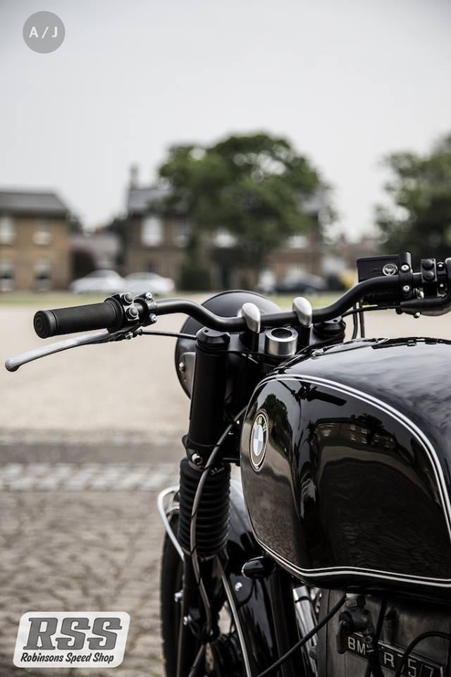UK custom bike
