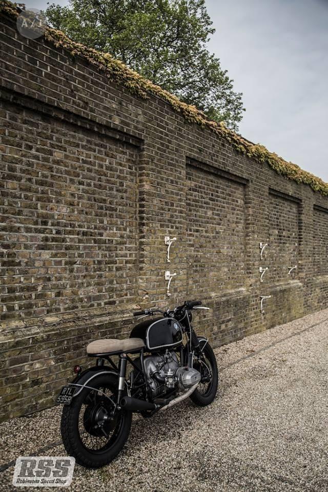 custom bmw bike by rss