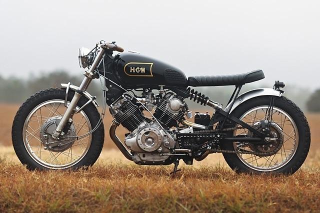 Greg's Yamaha