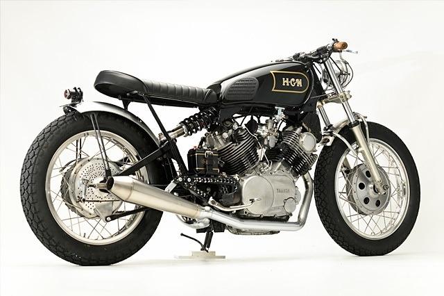 Yamaha Virago by Greg Hageman