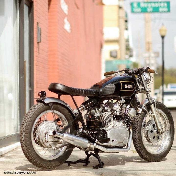 1981 Yamaha XV920R by Hageman Motorcycles