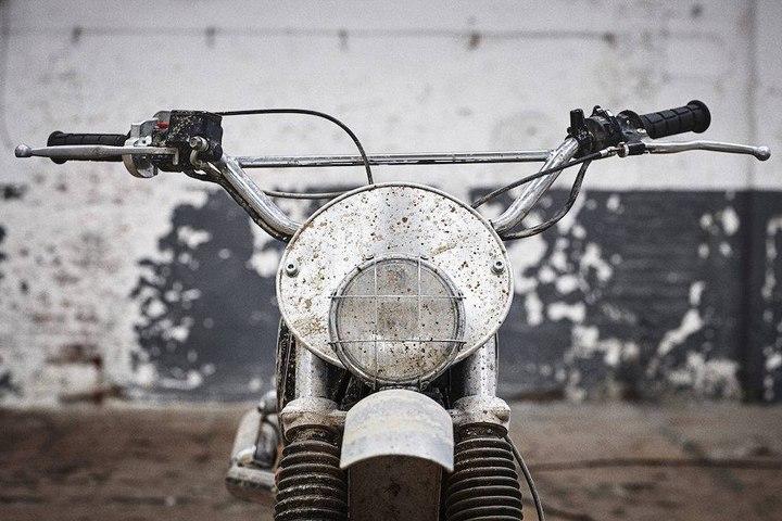 BMW R100/7 scram/7 by fuel motorcycles