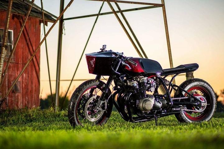 Honda CB750L by Legion Cycle Works