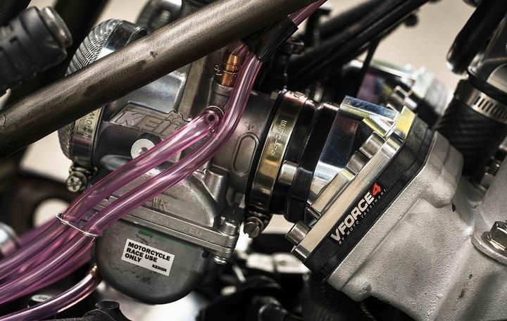 Falcon's engine