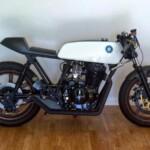 Yamaha XS400SE Cafe Racer