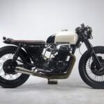 77 Honda CB750 built by MotoHangar