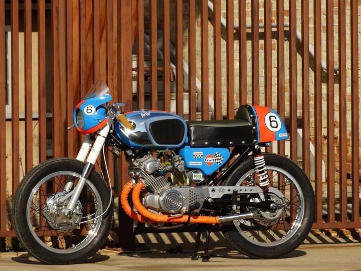 Cafe Racer 1966 Honda CB160