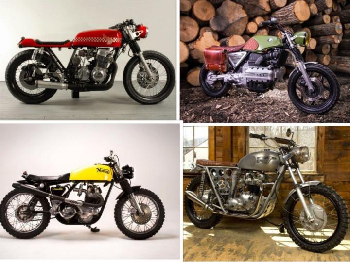vintage steele bikes collage