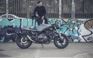 """Morpheus"" – JM Customs' 1992 Yamaha XJ600s Diversion Racer"