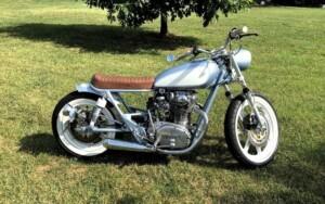 1972 Yamaha XS650 Bobber
