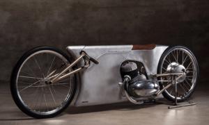 "Urban Motor's artly creation – Jawa 350 ""Easy Like Sunday Morning"""
