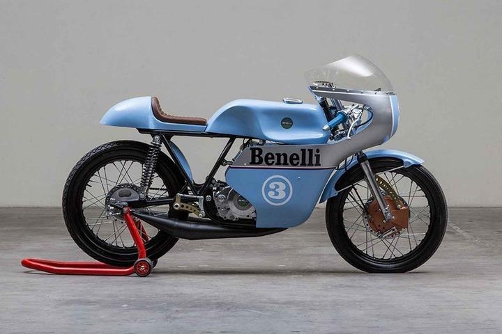 1968 Benelli 250 Classic