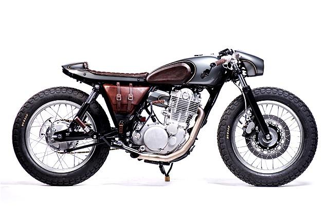 Snipe 400cc Cafe Racer by OEM