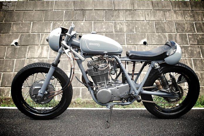 sr400 cafe racer parts | sugakiya motor