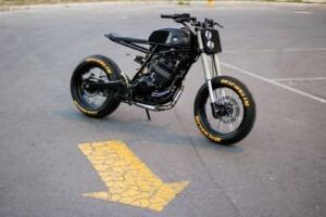 Custom built Tracker - Honda